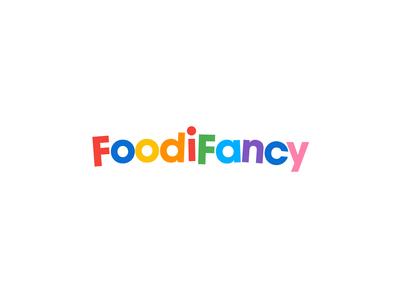 Food I Fancy: Logo concept