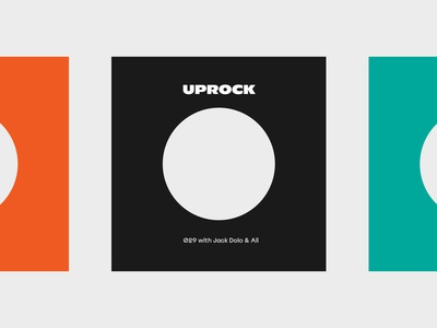 Uprock Redesign: Show Template