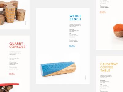 Bullett Editions: Posters