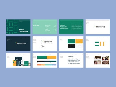 EqualsTwo: Brand Guidelines