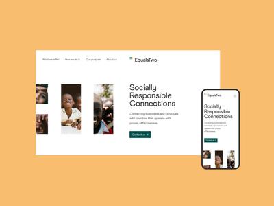 EqualsTwo: Website