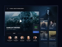 Video Streaming App for Smart TV