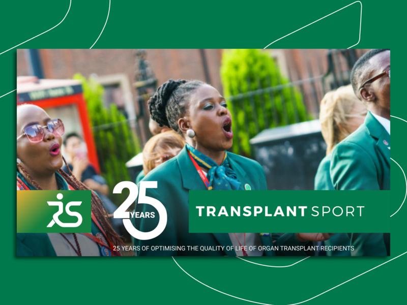 Transplant Sports - 25 Years Celebration