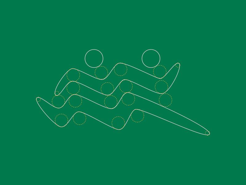 TransplantSports Logo Construction logo