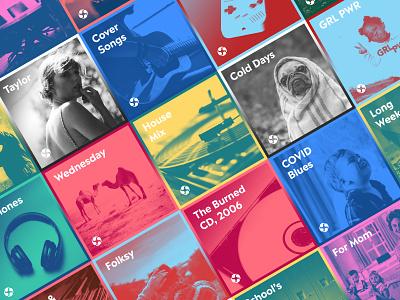 Tegan's Infinite Playlist studio agency covers playlist music spotify