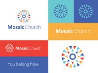 Mosaic dribble big