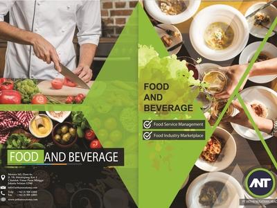 Flyer Food and Beverage