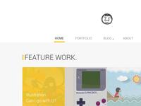 My Website Redesign