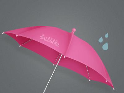 Thanks, @buatoom umbrella rainy illust