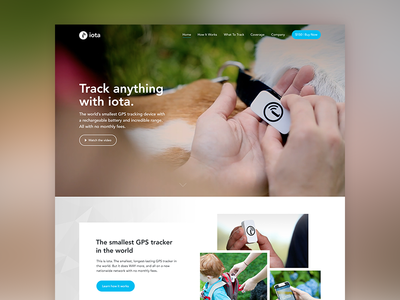 iota home page