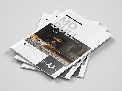 Modul Catalog catalogs minimalism catalog design furniture design