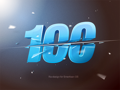 Hundred Killing ice vector icon 100 break chop hack wedge