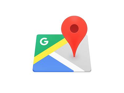 Google Maps   @2x icon map smartisan