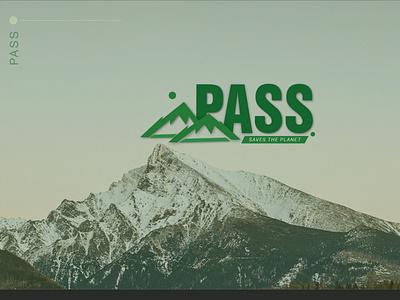Pass  Logo Branding