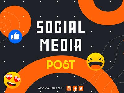 AG Social Media Post creative ui logo branding design