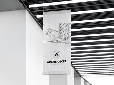 Archlancer branding business corporate ux creative branding logo