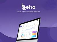 Dashboard design - www.teetra.com