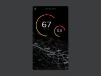 DailyUI#034 - Car Interface