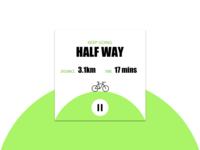 DailyUI#041 - Exercise Tracker
