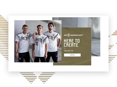 Germany Federation Experience Page