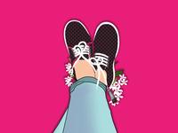 Shoe _vector_illustration