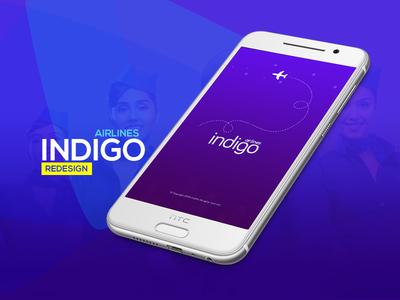 Indigo Airlines app