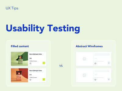 Usability Testing Tip saas app design usability uxuidesign uxdesign tip interaction user research usability analysis usability testing testing design user experience ux