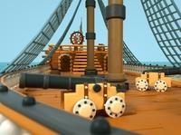 Pirate Ship CBeebies