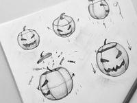 Rough sketches