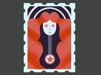 Card Design (temporarily  a stamp)