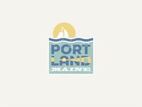Portland, Maine Logo