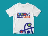 STEM from the START t-shirt