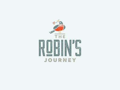 The Robin's Journey Logo