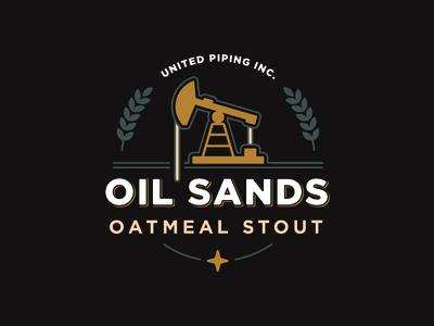 Oil Sands Oatmeal Stout Logo