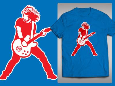 Foo Fighters @ Wrigley Field 2018 Tshirt (Concept)