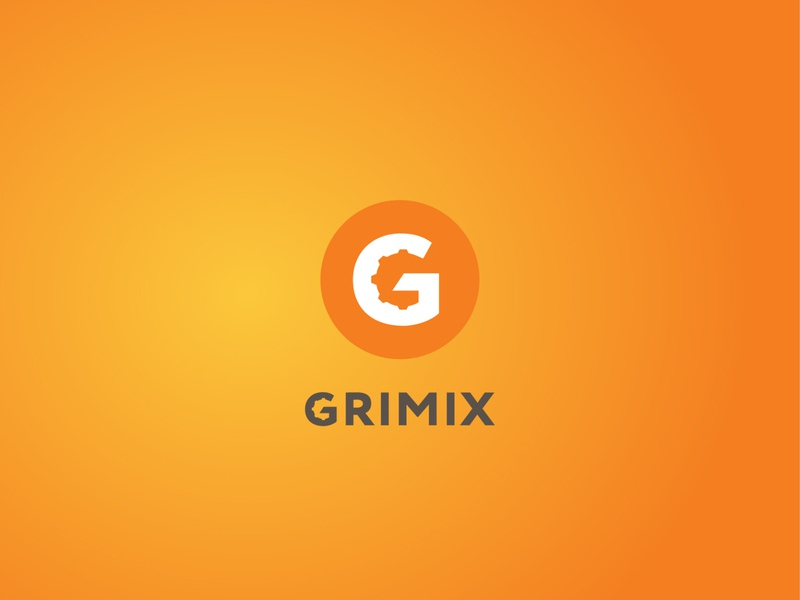 Grimix — auto parts for commercial vehicles logo