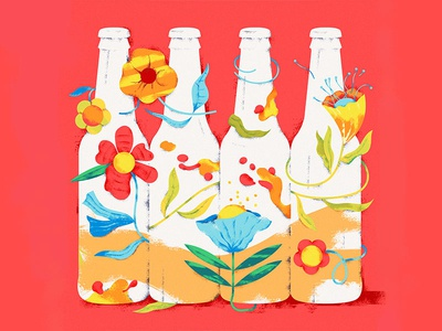 Illustration for Salto Brewery