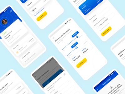 Instant Credit App