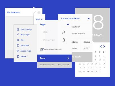 Moodle theme - various web moodle theme moodle template moodle app