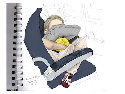 Playn Illustartion children illustration anatomy human sketch