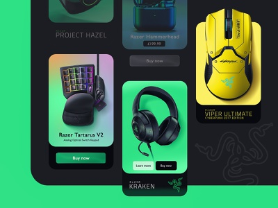 RAZER ads cyberpunk viper tartarus kraken razer digitaldesign web graphic brandidentity uiinspiration photoshop adobe inspiration uidesigner trends uitrends creative designinspiration branding graphicdesign