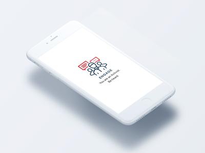 Engage ui ux mobile app iphone ios political social activism united states government politics