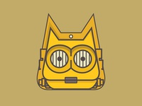 Star Wars Cat-3PO