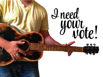 I Need Your Vote/Share!
