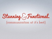 Stunning & Functional