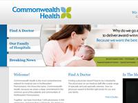Commonwealth Health Website