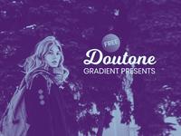 Free Duotone PS Gradient Preset