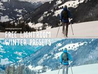 Free Winter Presets for Lightroom