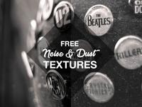 Free Noise & Dust Textures
