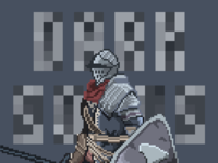 Dark Souls Elite Knight